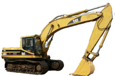 excavadora 330b