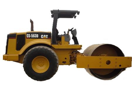 vibro-compactador/cs563d/
