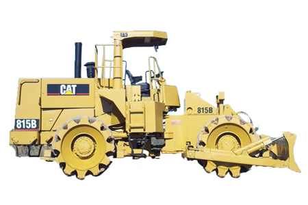 tracto-compactadores 815b